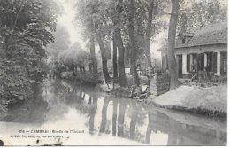 CPA - 59 - CAMBRAI - Bords De L'Escaut - NORD  HAUTS DE FRANCE - Cambrai