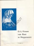 Heppeneert / Maaseik - O.L.Vrouw Van Rust - 1974  (R235) - Vecchi