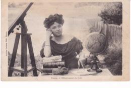 ASTRONOMIE(COKI) GRANDE COURONNE(URANIE) - Astronomia