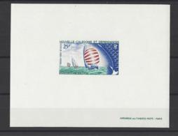 NOUVELLE-CALEDONIE.  YT   Epeuve De Luxe PA N° 91  Neuf **  1967 - Sin Dentar, Pruebas De Impresión Y Variedades