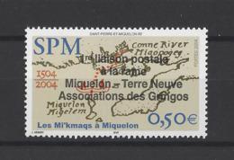 ST PIERRE ET MIQUELON.  YT  N° 819  Neuf **  2004 - Nuevos