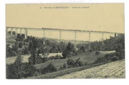CPA 03 MONTLUCON VIADUC DE LA BOUBLE - Montlucon