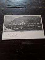 Cartolina Postale 1899, Trento, Ala - Trento