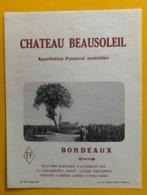 11813 - Château Beausoleil Pomerol - Bordeaux