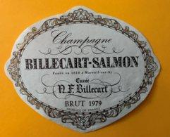 11815 - Champagne Billecart-Salmon 1979 - Champagne