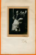Pope Pius XI. Autograph Signed Photo - Foto Dedicate