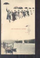 Genval - Excursion - Le Lac - 1918 - Belgio