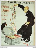 L'ASSIETTE AU BEURRE-1907-305-L'AFFAIRE FERRER.......OSTOYA & MALATO - Books, Magazines, Comics