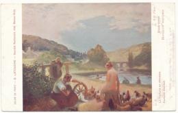 Salon De Paris - G. Latouche - Peintures & Tableaux