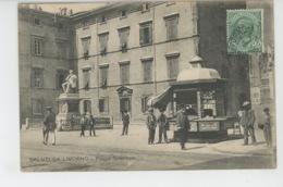 ITALIE - TOSCANA - Saluti Da LIVORNO - Piazza Guerrazzi - Livorno