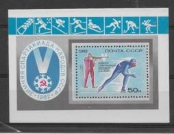 Thème Sports D'Hiver - Russie - Timbres Neufs ** Sans Charnière - TB - Winter (Other)