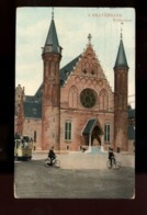 C2369 NEDERLAND - DEN HAAD GRAVENHAGE - BIDDERZAAL REAMWAY 1910 - UITGAVE B. SJOUKE - Den Haag ('s-Gravenhage)
