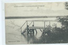 Environs De Chimay Le Lac De Virelles ( Edition Buffet De La Gare ) - Chimay