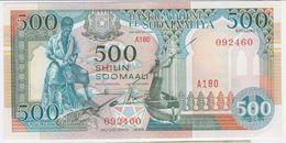 Somalia P 36 C - 500 Shilin Shillings 1996 - UNC - Somalië