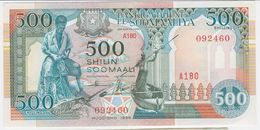 Somalia P 36 C - 500 Shilin Shillings 1996 - UNC - Somalia