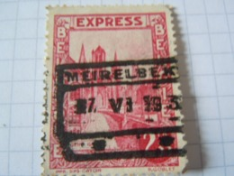 Express Obl Tr  MEIRELBEKE - Chemins De Fer