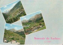 Aosta Etroubles Souvenir De Vachery Fg Bollo Tolto - Non Classés