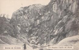 AN46 Sierras De Cordoba, Los Mogotes Capilla Del Monte - Argentina