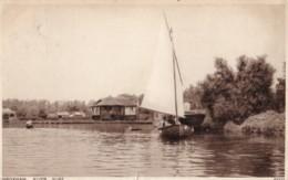 AN46 Wroxham, River Bure - Sailing Boat - Angleterre