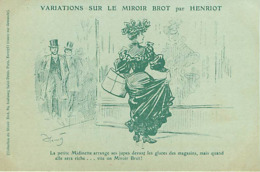 Illustrateur Hanriot Mode Femme - Henriot