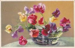 AR70 Greetings - Heureux Anniversaire - Sweet Peas - Birthday