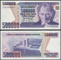 Turkey P 208 - 500000 500.000 Lira 1993 - UNC - Turchia