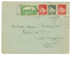 DAGUIN ALGERIE    SIDI BEL ABBES  UN SEUL BUT LA VICTOIRE E52 - Algérie (1924-1962)