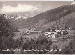 Aosta Etroubles Frazione Vachery Con Torre Del Sec. XIII Fg Bollo Tolto - Non Classés