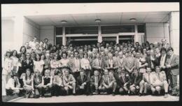 MELLE    +- 1973  -  KAMPIOENEN  ZIE  FOTO 15X 8CM - Melle