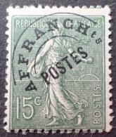 R1615/1242 - 1922 - TYPE SEMEUSE LIGNEE - PREO - N°45 NEUF** - Vorausentwertungen