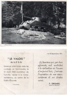 """""""Le Valois"""" De La 2° D.B.  Tank (Carrefour De Tanville (117271) - Ausrüstung"""