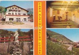 Aosta Etroubles Casa Alpina Sacro Cuore Fg - Non Classés