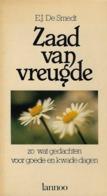 Emiel Jozef DE SMEDT - Zaad Van Vreugde - Livres, BD, Revues