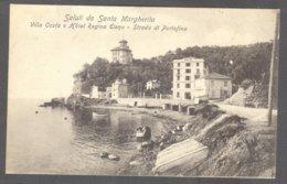 SANTA MARGHERITA LIGURE - GENOVA  -  Primi 900 - Genova