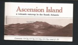 Ascension 1981 Flowers Booklet Y.T. C 278 ** - Ascension