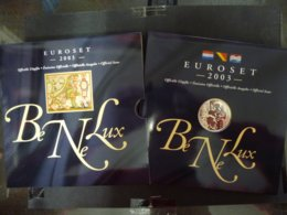 BENELUX SET 2003 - Belgique