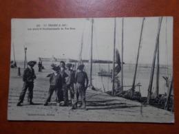 Carte Postale  - LE CROISIC (44) - Les Quais Et Etablissement De Pen Bron  (3657) - Le Croisic