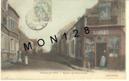 CERNAY LA VILLE (78)  ROUTE DE CHEVREUSE - Cernay-la-Ville