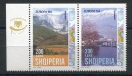 RC 14109 EUROPA 2004 ALBANIE NEUF ** MNH - 2004