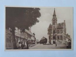 Carte Vierge De Namur - Rochefort - L'Hotel De L'Etoile Et L'Hotel De Ville ... Lot32 . - Rochefort