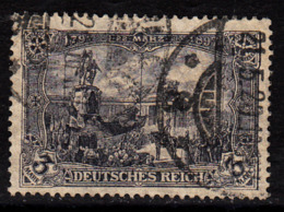 Deutschland - Germany - Deutsches Reich - Michel-Nummer 80 - Gebraucht - Deutschland