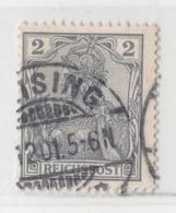 MiNr.53 O Deutschland Deutsches Reich - Gebraucht