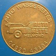 TA 005-1 - Autorette - Helmond Netherlands - 04920 43494 - Auto Wasserette Car Wash Machine Token Clean Park Auto Wasch - Firma's