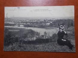 Carte Postale  - ROMANS (26) - Et Les Bords De L'Isère 1908 (3662) - Romans Sur Isere