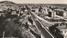 Cartolina - Postcard /   Viaggiata - Sent /  Pesaro, Panorama. ( Gran Formato ) Anni 50° - Pesaro