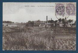 BAYEL - La Verrerie Et Les Jardins Ouvriers - France