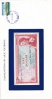 BANKNOTES OF ALL NATIONS   ONE DOLLAR GRENADE - Oostelijke Caraïben