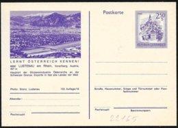 Austria/Autriche: Intero Stationery, Entier, Ponte, Bridge, Pont - Ponti