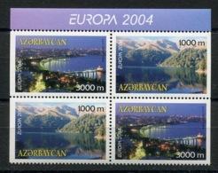 RC 14115 EUROPA 2004 AZERBAIJAN NEUF ** MNH - 2004