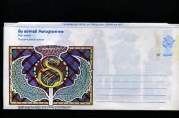 GREAT BRITAIN - 1982 ACT OF PROSCRIPTION ON HIGHLAND DRESS AEROGRAMME   MINT - Interi Postali